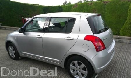 suzuki swift 1.3 glx 2008