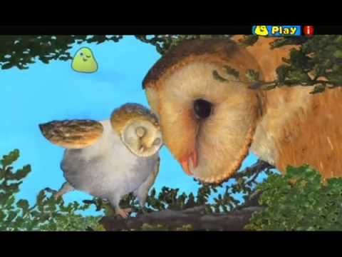 Jackanory Junior   S02E13   The Owl Who Was Afraid Of The Dark Told By A...