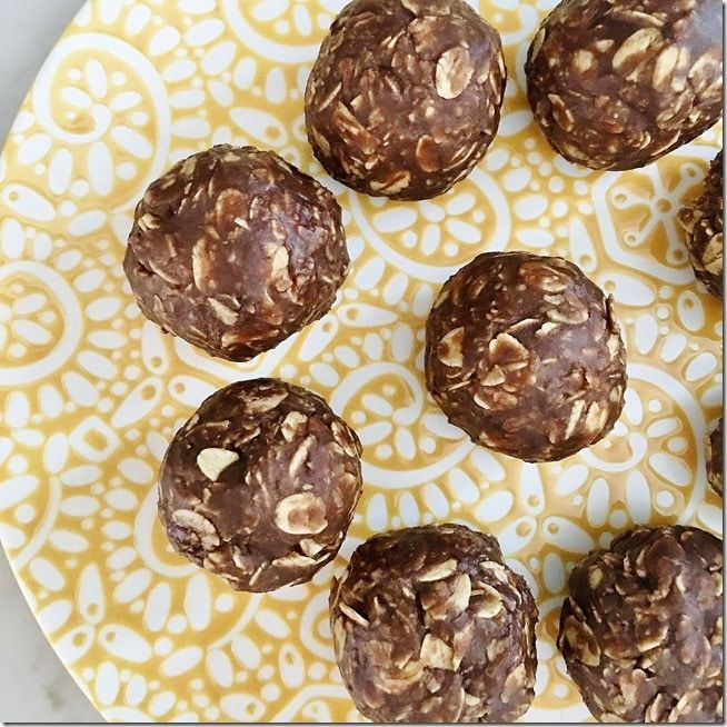 The Only Protein Ball Recipe You'll Ever Need