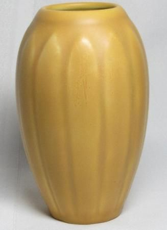 Rookwood Pottery Golden Yellow