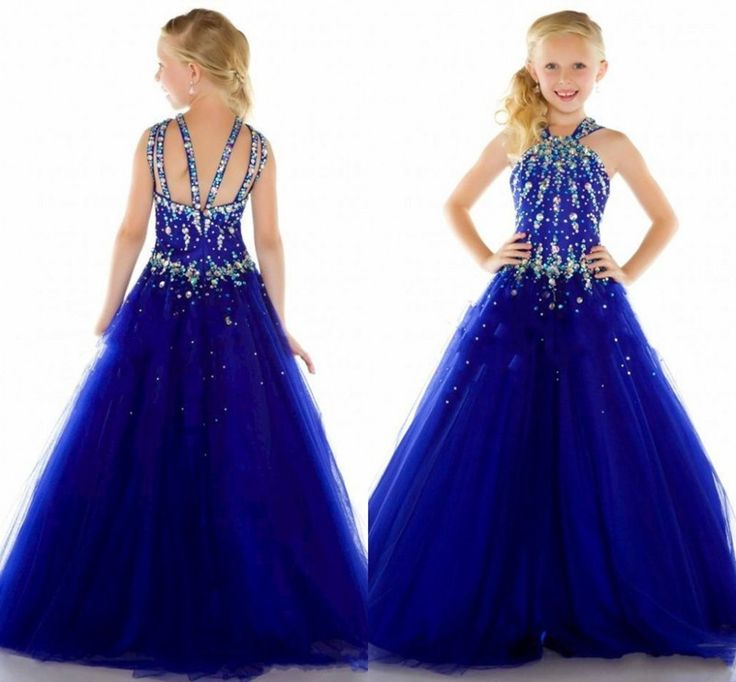 Mejores 79 imágenes de Childrens Formal & Pageant Gowns New Order ...