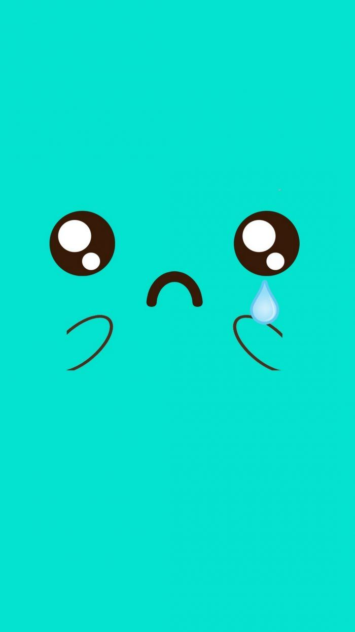 Cute Crying Face Iphone Wallpaper Iphone Wallpaper Cute Emoji Wallpaper Emoji Wallpaper