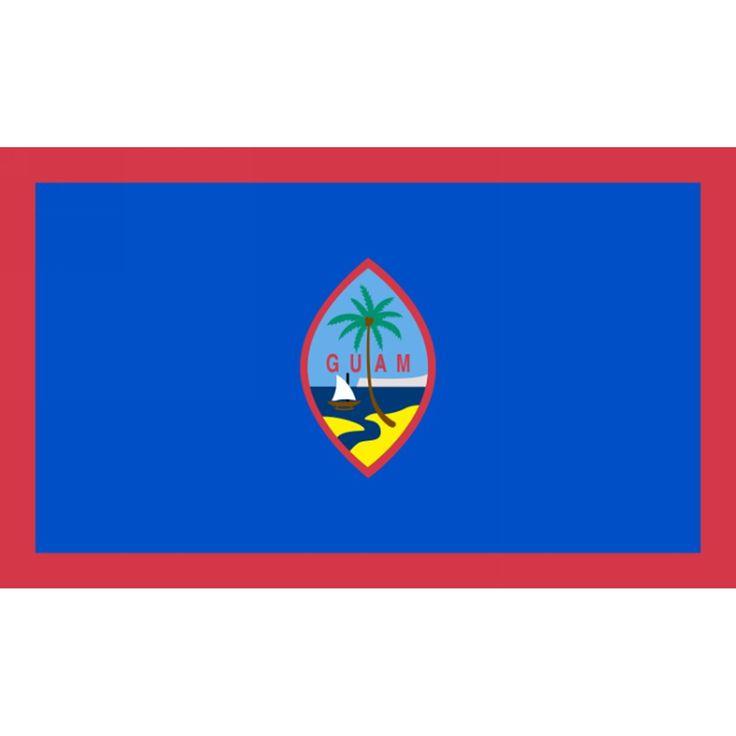 Guam Flag - 3' x 5', Variation Parent