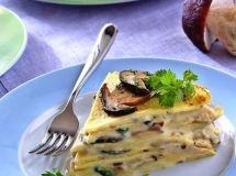Tortino con funghi e patate: Ricett Con, Tortino Con, Recipes, Con Funghi, Con Patate