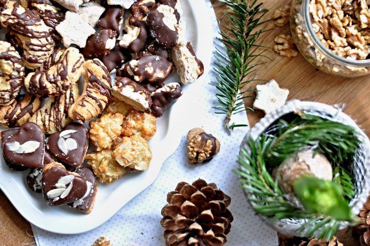 Kitchen story | Vánoční cukroví | http://www.kitchenstory.cz