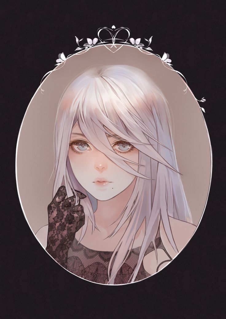 A2, fuwa . on ArtStation at https://www.artstation.com/artwork/oRzVw - More at https://pinterest.com/supergirlsart #nier #automata #fanart