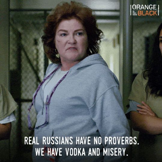 Good to know. - Netflix Original Series | Official Tumblr | OITNB