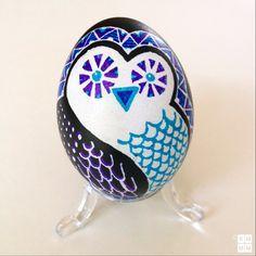 Owl egg