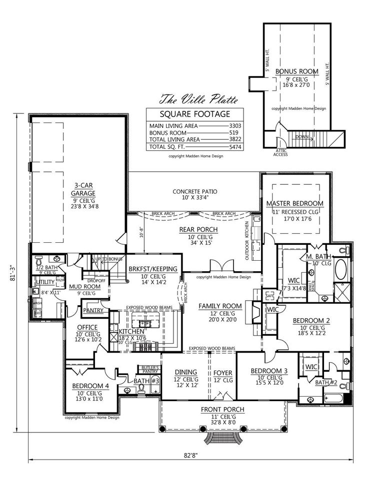 Best 25 madden home design ideas on pinterest brick accent walls house plans and 4 bedroom - Madden home designs ...