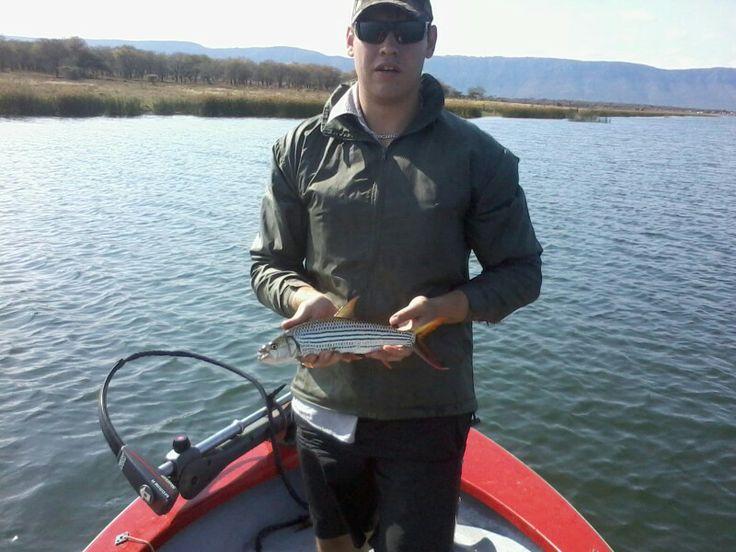Jozini tiger fishing good fun