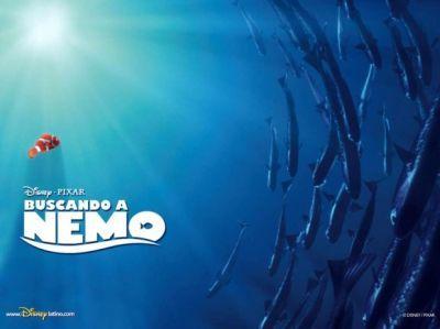 Buscando a Nemo 3D Trailer Español.