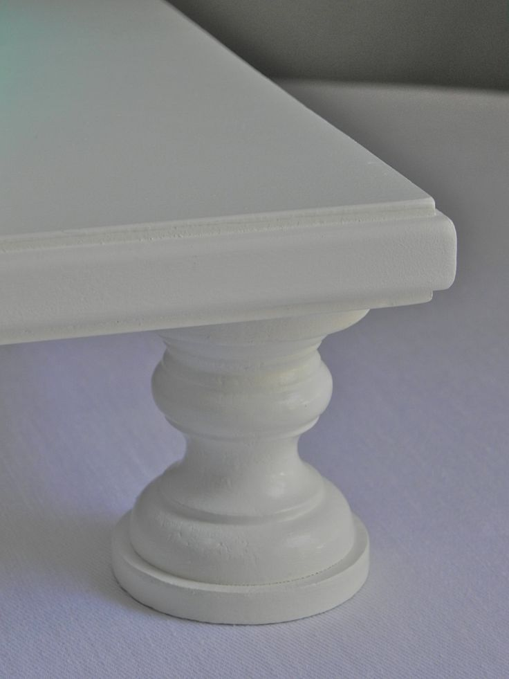 """Cake Stand Plate 16"""" Square"""