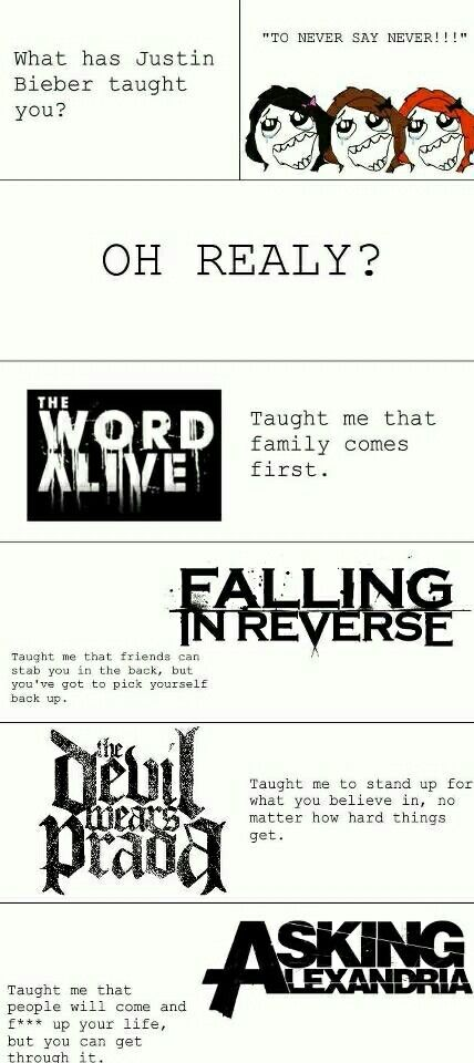 These bands saved my life