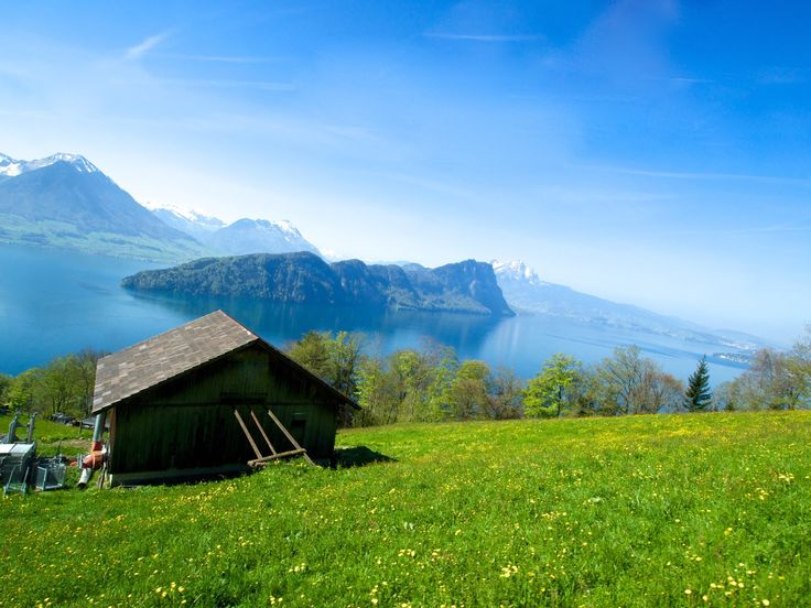 My Grand Tour of Switzerland: 6 Stops I Recommend