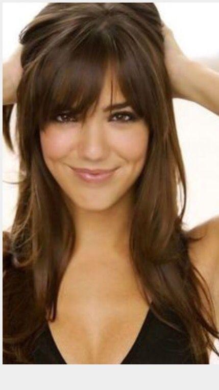10 best Fringe images on Pinterest | Hair cut, Hairdos and Fringe ...
