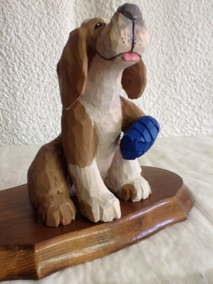 Best carved wooden dogs images on pinterest