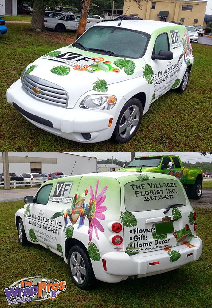42 Best Florist Delivery Van Graphics Amp Wraps Images On