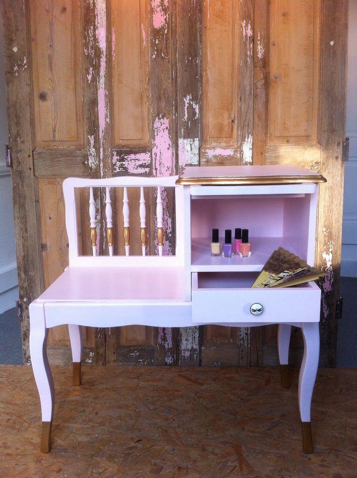 25+ best ideas about meuble telephone on pinterest | banc gossip ... - Meuble Pour Telephone Design