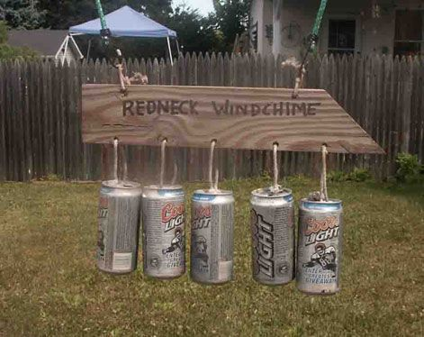 """All the ideas you'll ever need for a """"red neck"""" party."""