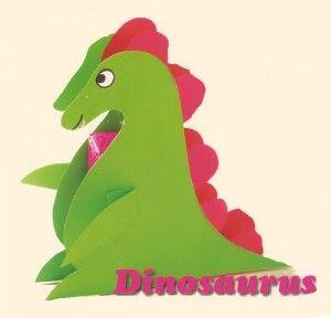 Traktatie Dinosaurus