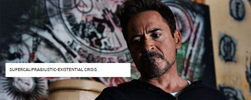 """""""Tony Stark & tumblr text posts (part 1)"""""""