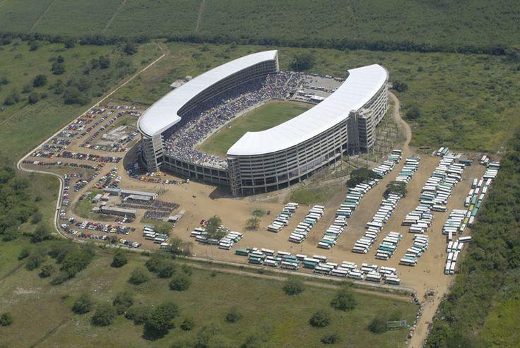 Estadio Deportivo Calí, Colombia