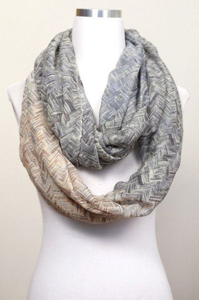 """This great crisp looking scarf is very elegant scarf for anything from a night out in the town to a client meeting at work 100% POLYESTER71""""L X 39""""W"""