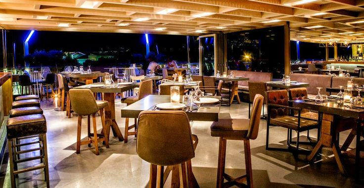 Skyfall bar _ Mets/Athens