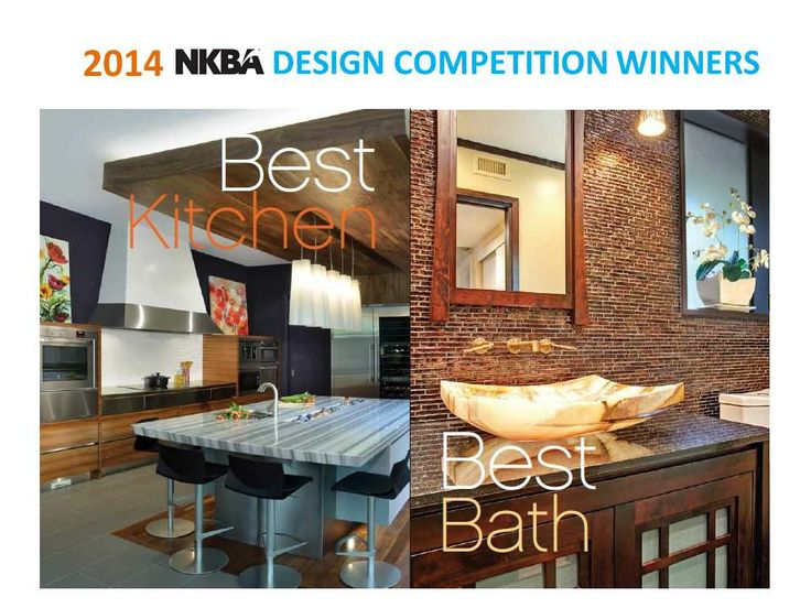 Kitchen Design Competition Classy 16 Best Nkba Kitchen & Bath Competition Winners Images On 2018