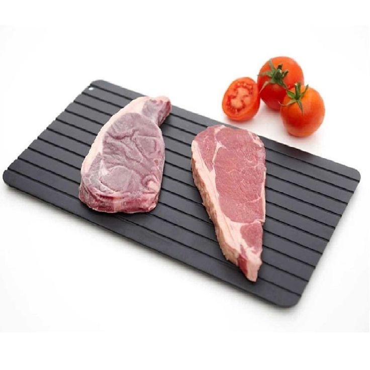 High quality fast defrosting tray defrost meat frozen food