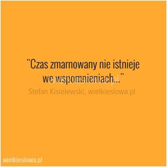Czas zmarnowany nie istnieje... #Kisielewski-Stefan,  #Alkohol-i-nałogi