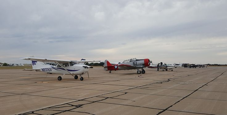 Kansas air tour highlights state's aviation industry during stop in Hays - hays Post