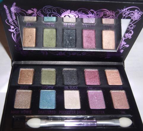 My favorite makeup palette