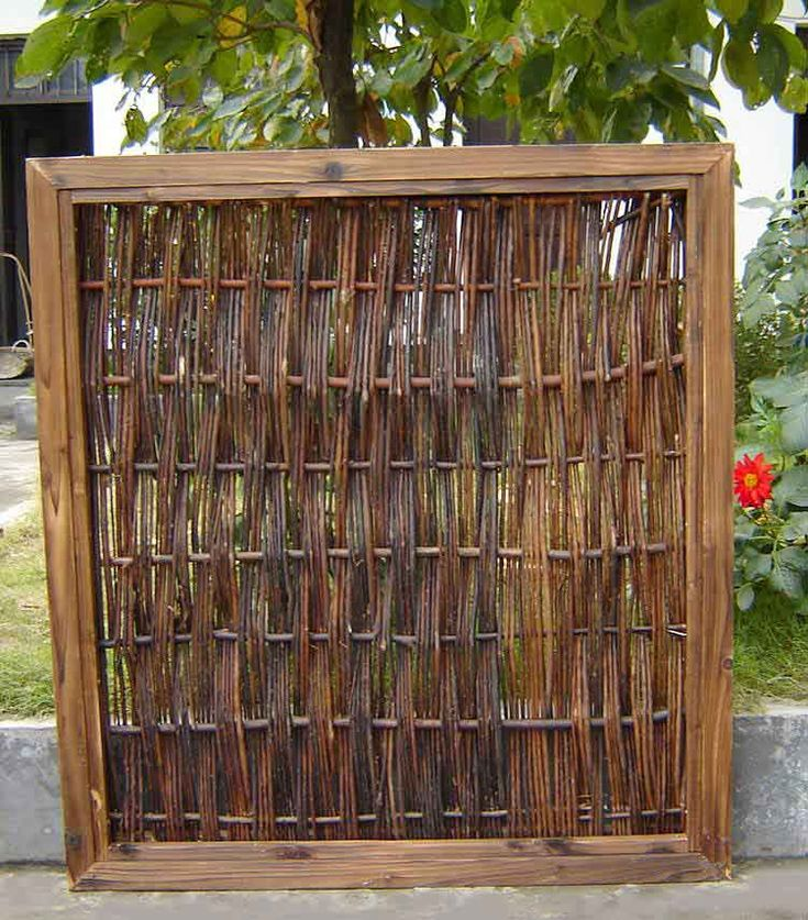 1000 Ideas About Willow Fence On Pinterest Living Fence Diy Greenhouse An