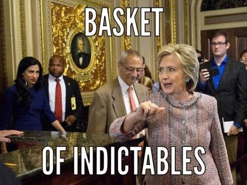 President Donald Trump must prosecute her for ALL the crimes she has  committed while in her in politics.bet she wishes now she would have stayed  in the ...