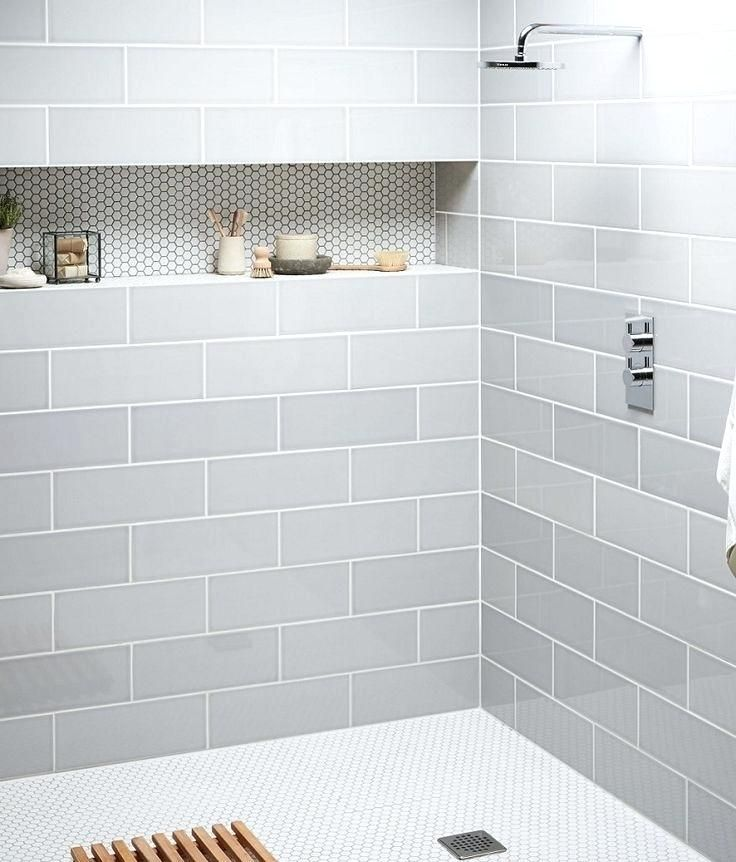 Pin By Chad Cameron On Apartment Inspiration Shower Alcove Bathroom Remodel Master Bathroom Shower Tile