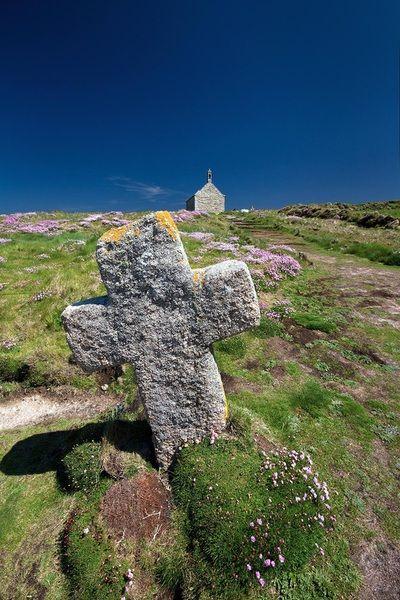 Chapelle Saint Samson ~ Portsall | Finistère | Bretagne | #myfinistere