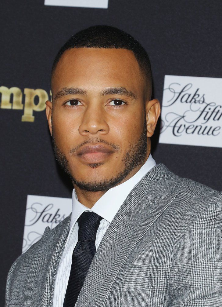 Pin for Later: 24 Times Empire's Trai Byers Made Hump Day the Hottest Day of the Week When You Got Lost in His Beautiful Brown Eyes