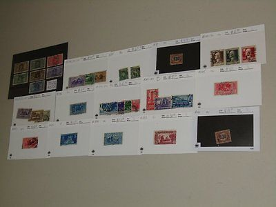 Stamp Pickers Italy Key Values & Sets Collection Estate Lot $135+
