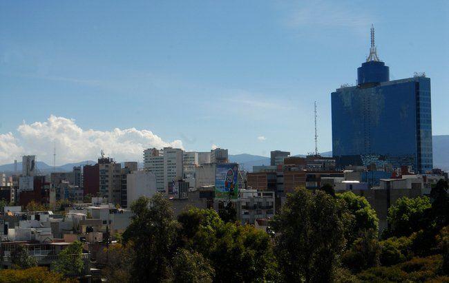 Habrá cielo despejado y clima fresco hoy en la Ciudad de México