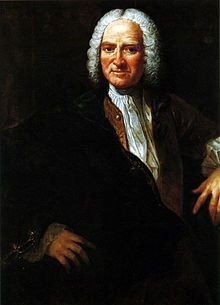 Paul-Henri Thiry, Baron d'Holbach -  a French-German author, philosopher, encyclopedist and a prominent figure in the French Enlightenment