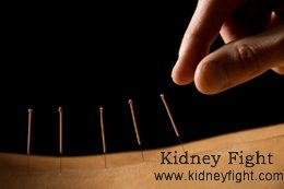 Can I Resort to Acupuncture with Stage 3 #CKD  Acupuncture is a form of traditional Chinese medicine(TCM) and it can be used to treat many disorder. Well, can I resort to acupuncture if I was diagnosed with stage 3 CKD?  What does stage 3 CKD mean? www.kidneyfight.com/ckd-symptoms/432.html