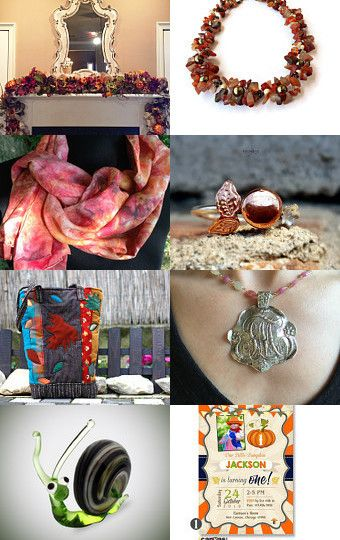 The Beauty of Fall by Jennifer Lombardi on Etsy--Pinned with TreasuryPin.com