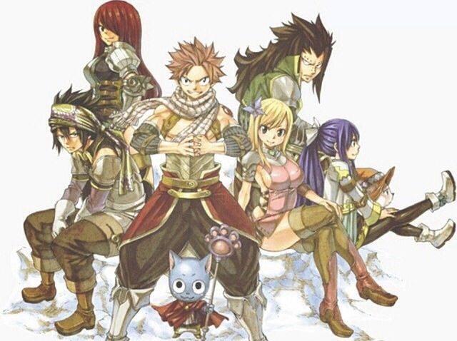 Fairy Tail || anime