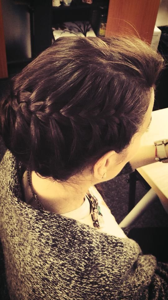 Classy, romantic braid