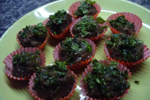 Jak připravit mátové kuličky | recept