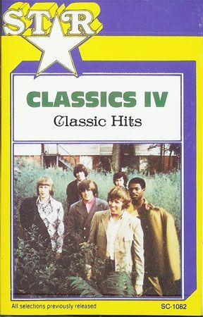 Classics IV - cd