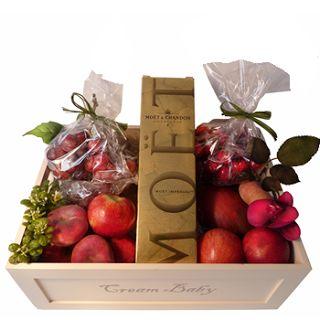 Baby Regal: Una cesta de frutas vintage para toda la familia.