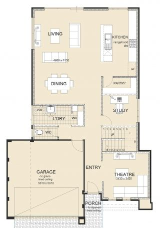 Great Living Homes Introducing Grange Series 6 Homes A Stunning Double Storey Home That