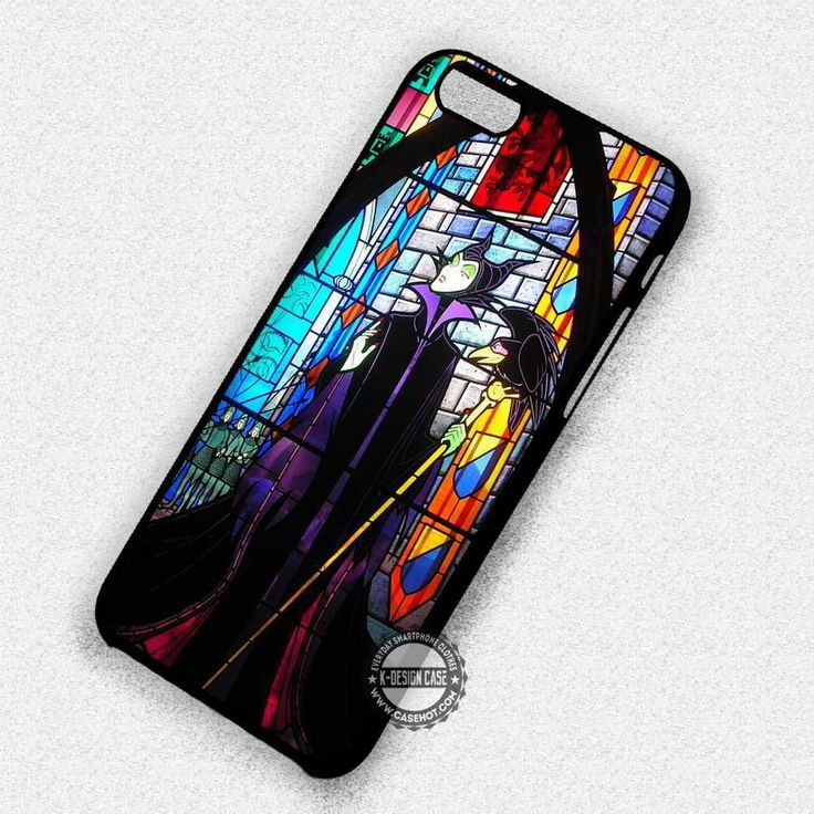 Maleficent Stained Glass Disney  - iPhone 7 6 Plus 5c 5s SE Cases & Covers #cartoon #disney #maleficent  #iphonecase #phonecase #phonecover #iphone7case #iphone7 #iphone6case #iphone6 #iphone5 #iphone5case #iphone4 #iphone4case
